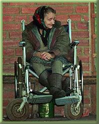 инвалид, уход, забота, родственники, сиделки, проблема, пенсия